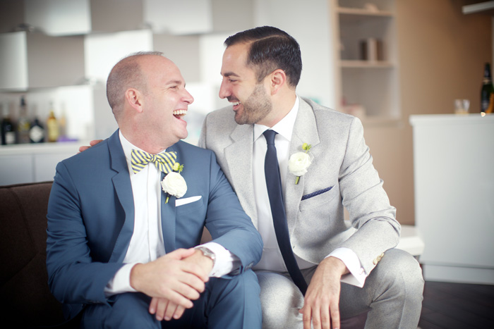 NYC Gay Wedding