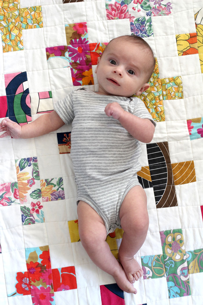 baby-on-aquilt-3months
