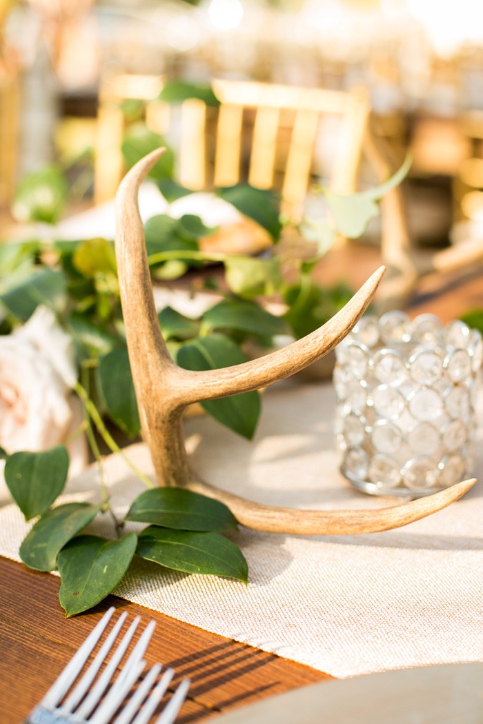 antler-centerpiece-farm-table