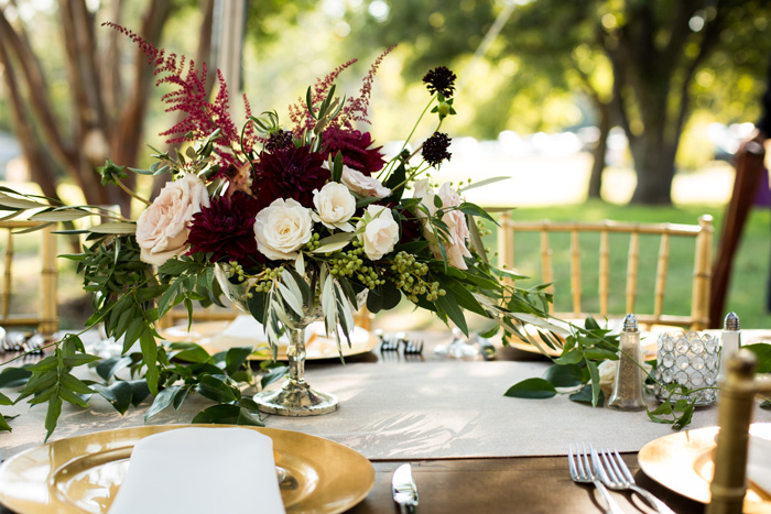burgundy-blush-centerpiece
