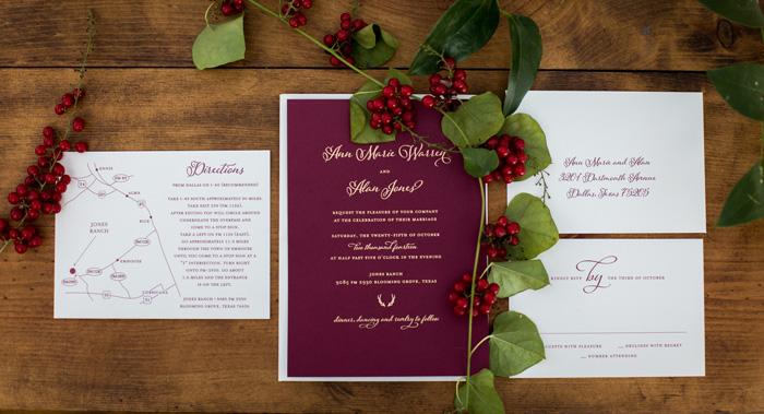 burgundy_invitaitons