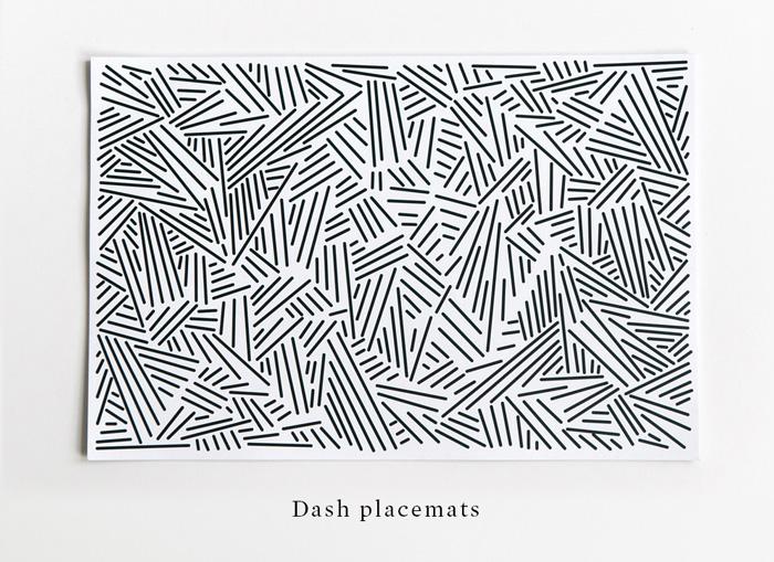Dash-Placemats