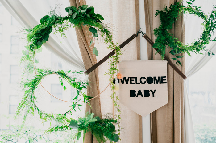 Woodland Baby Shower at The Nomad